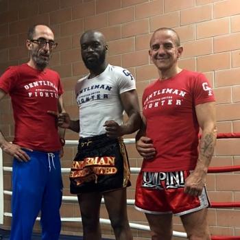 club boxe thai 93